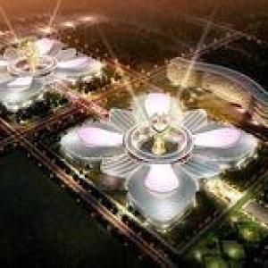 北京文化硅谷,数据中心机房项目。